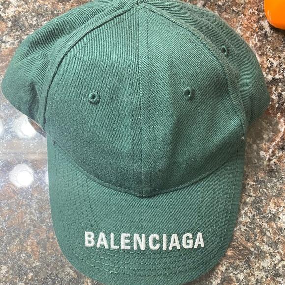 Authentic Balenciaga dad hat